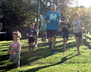 Read more about the article Paeroa man to run 100km for Autism