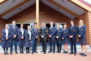New Thames High School principal welcomed