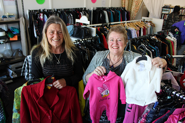 You are currently viewing Paeroa op shop goes national