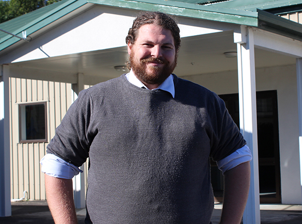 You are currently viewing New pastor for Paeroa Baptist Church