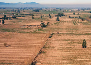 Read more about the article Aerial photos reveal severe drought conditions