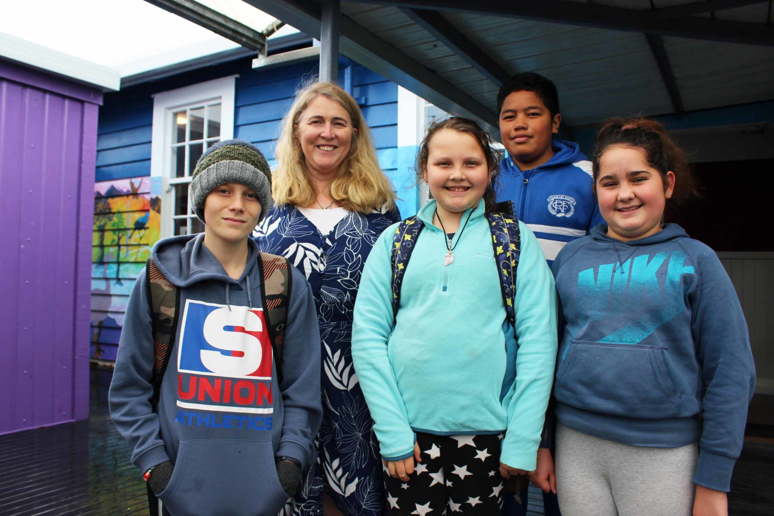 You are currently viewing New principal for Waitakaruru School