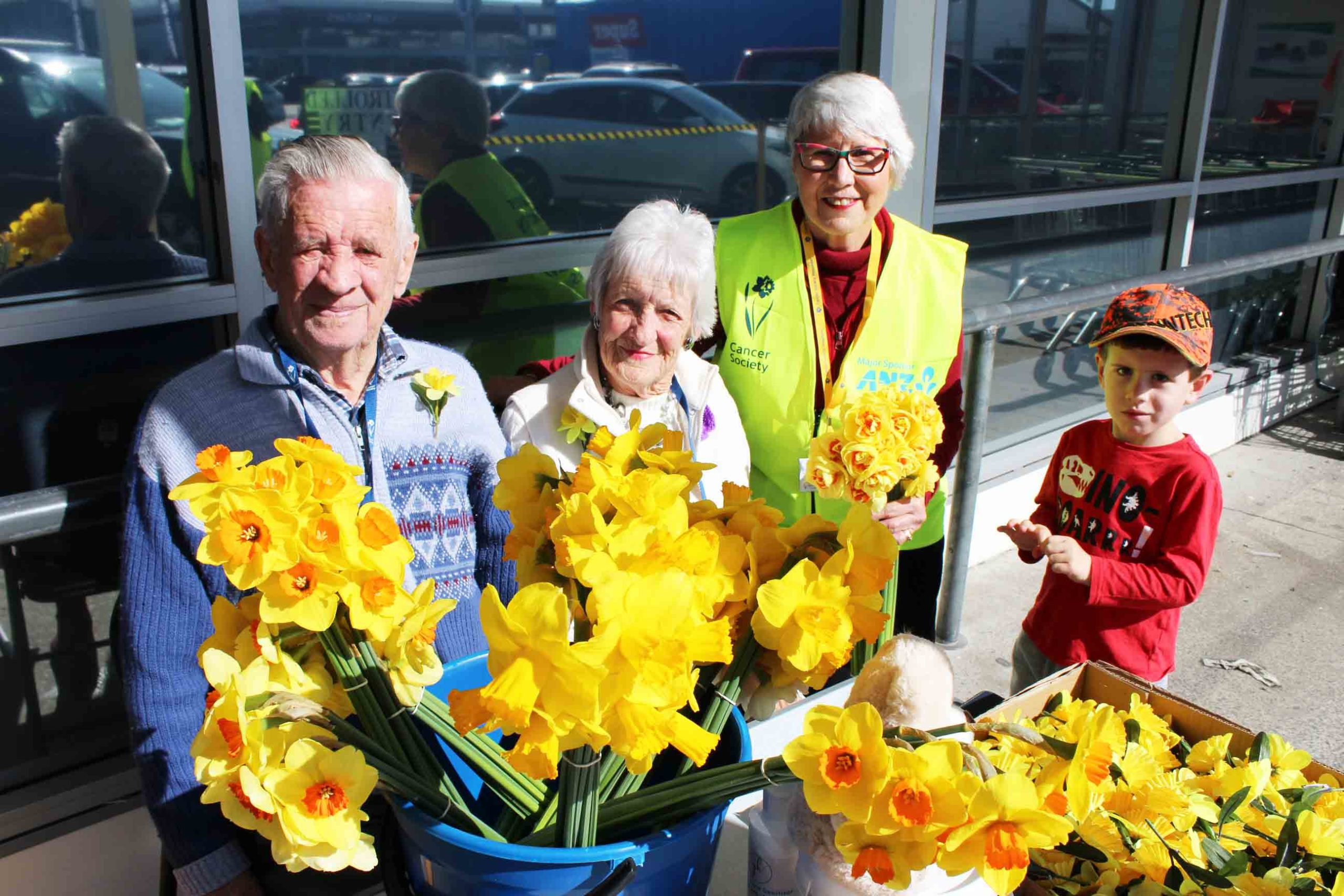 You are currently viewing Daffodil Day goes digital