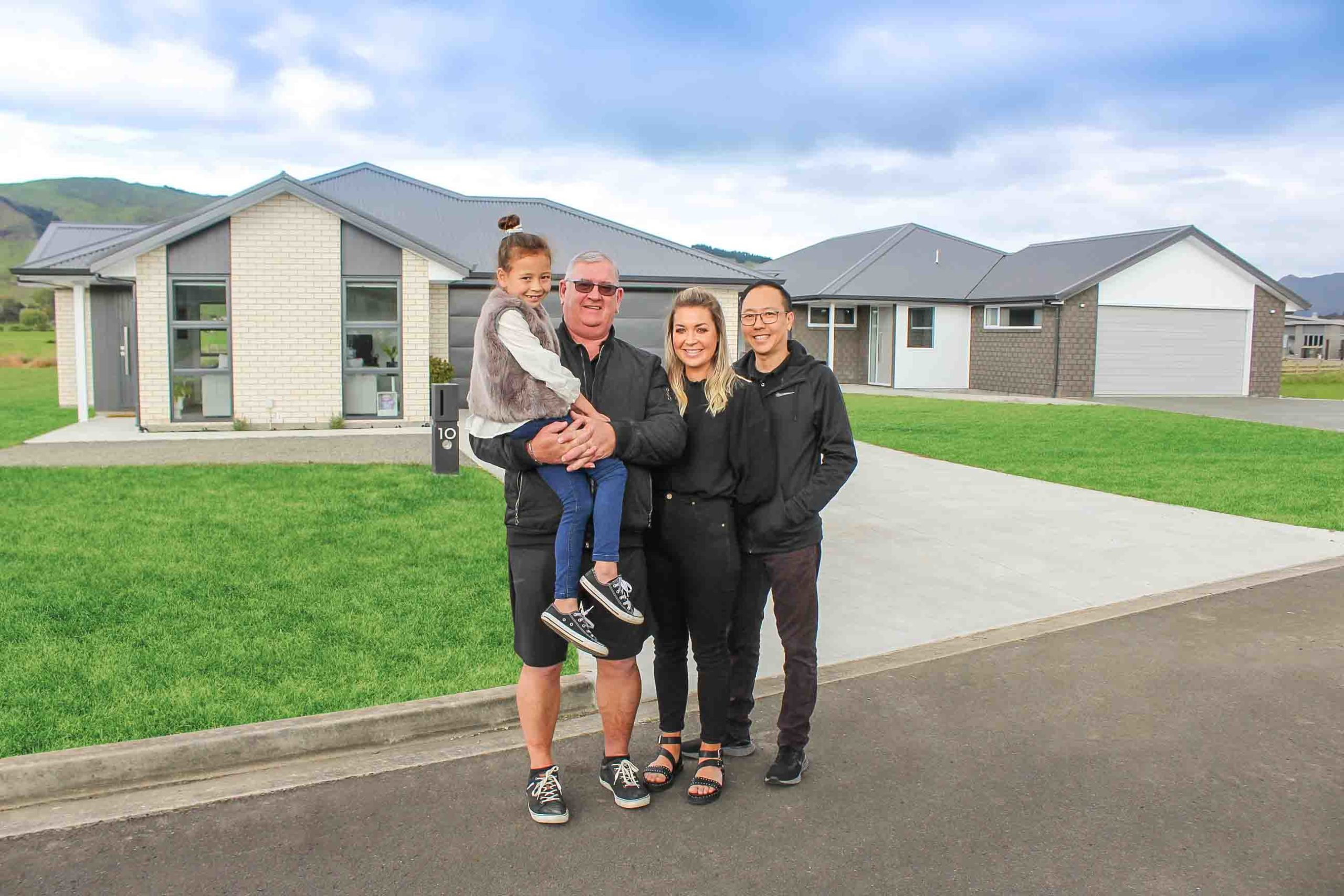 You are currently viewing Versatile homes bring Paeroa family together