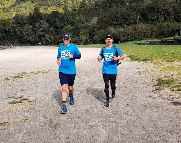 Challenging run raises thousands for charity
