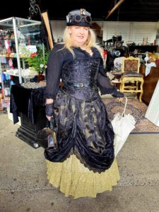 Read more about the article Rebellion prompts Steampunk minifest