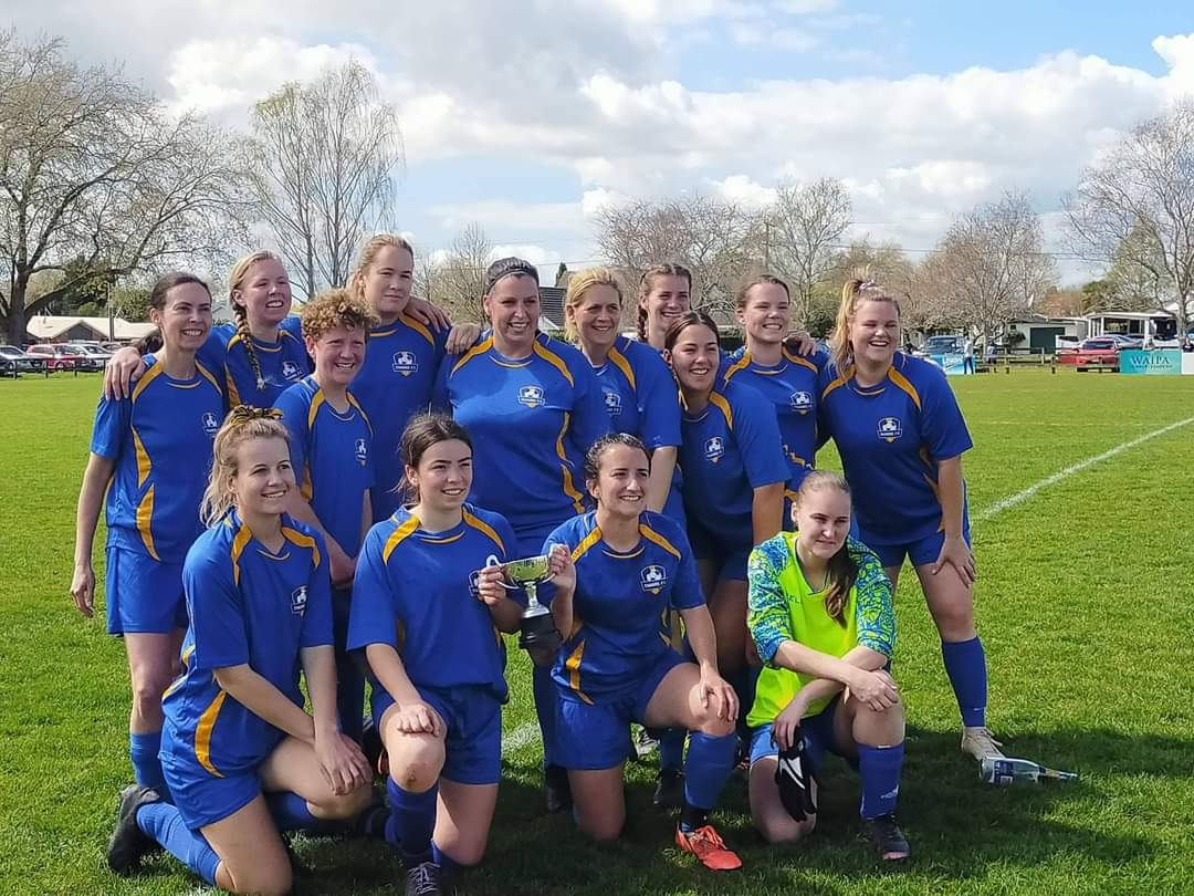Newly-formed women's football team undefeated