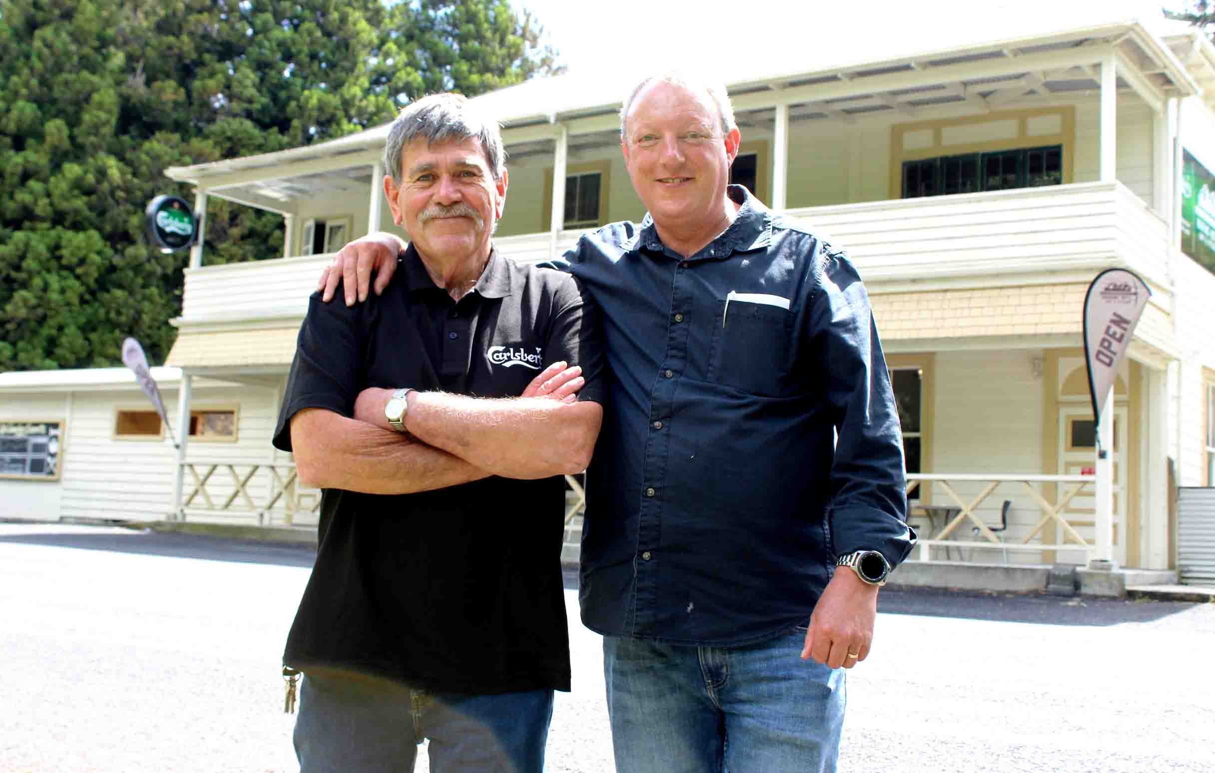 You are currently viewing Waikino Hotel's rich heritage to become destination drawcard