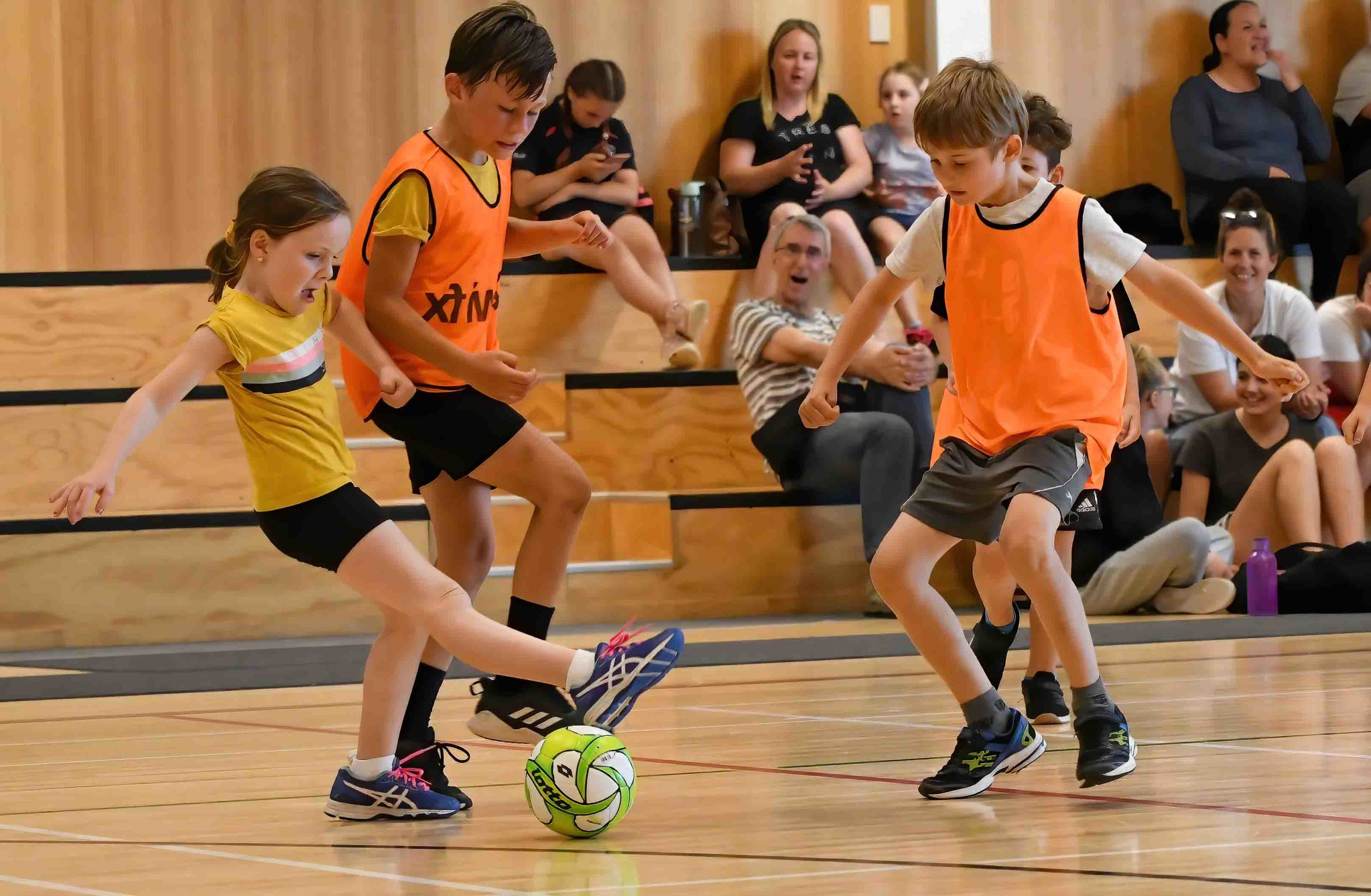 You are currently viewing First-time futsal tournament a huge hit
