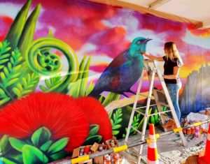Read more about the article Artist adds colour to Thames landscape