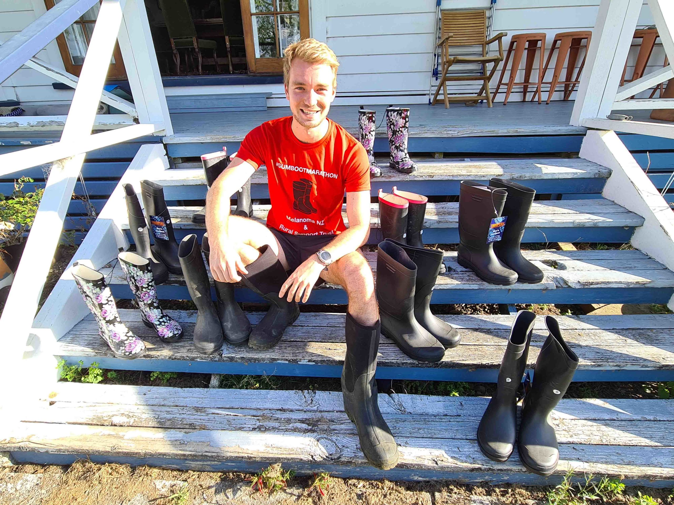 You are currently viewing Melanoma survivor to farmers: 'Ditch the stubbies'