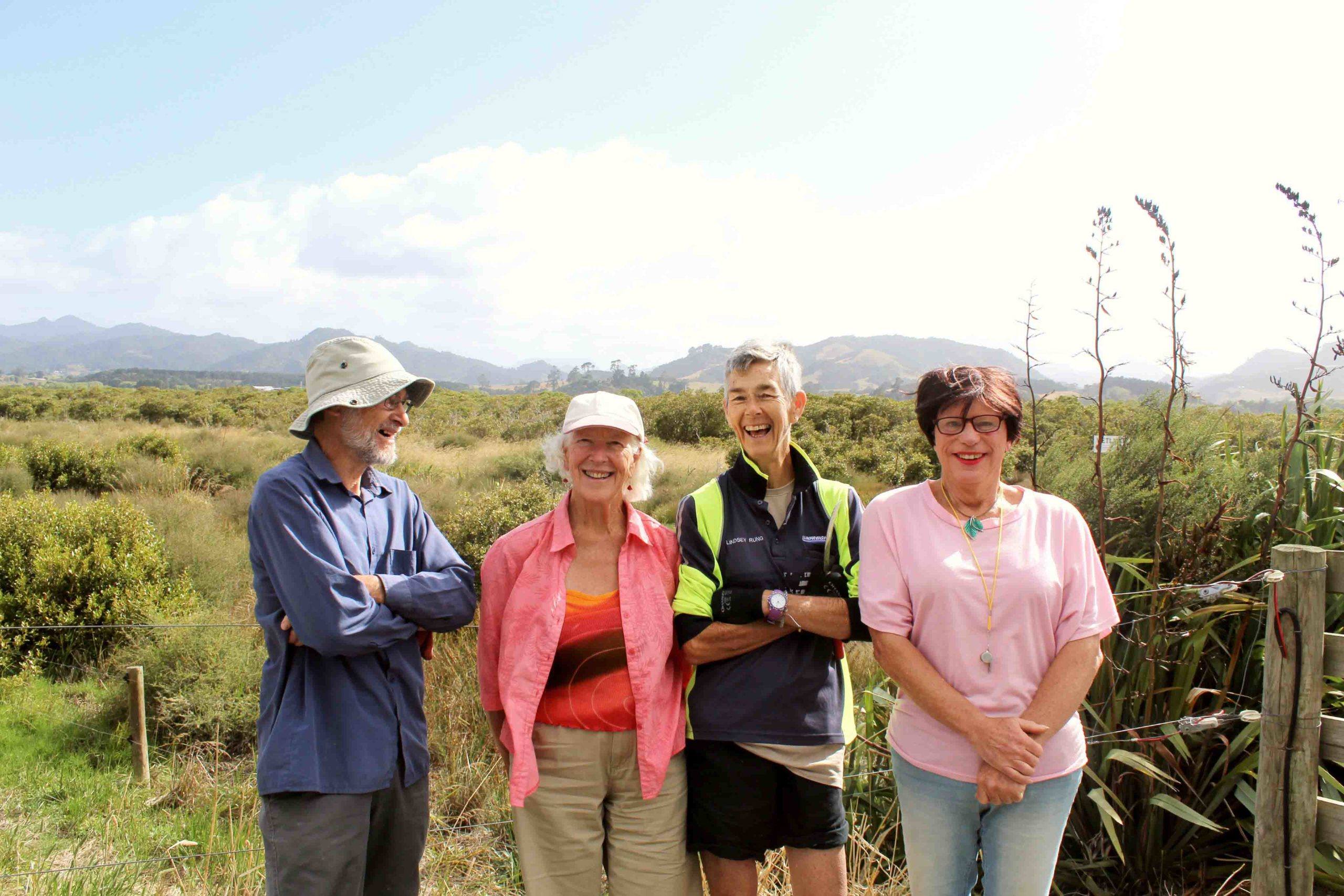 You are currently viewing Volunteers celebrate World Wetlands Day