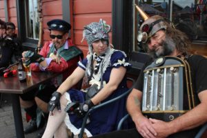 Read more about the article April Steampunk festival 'may be the last'