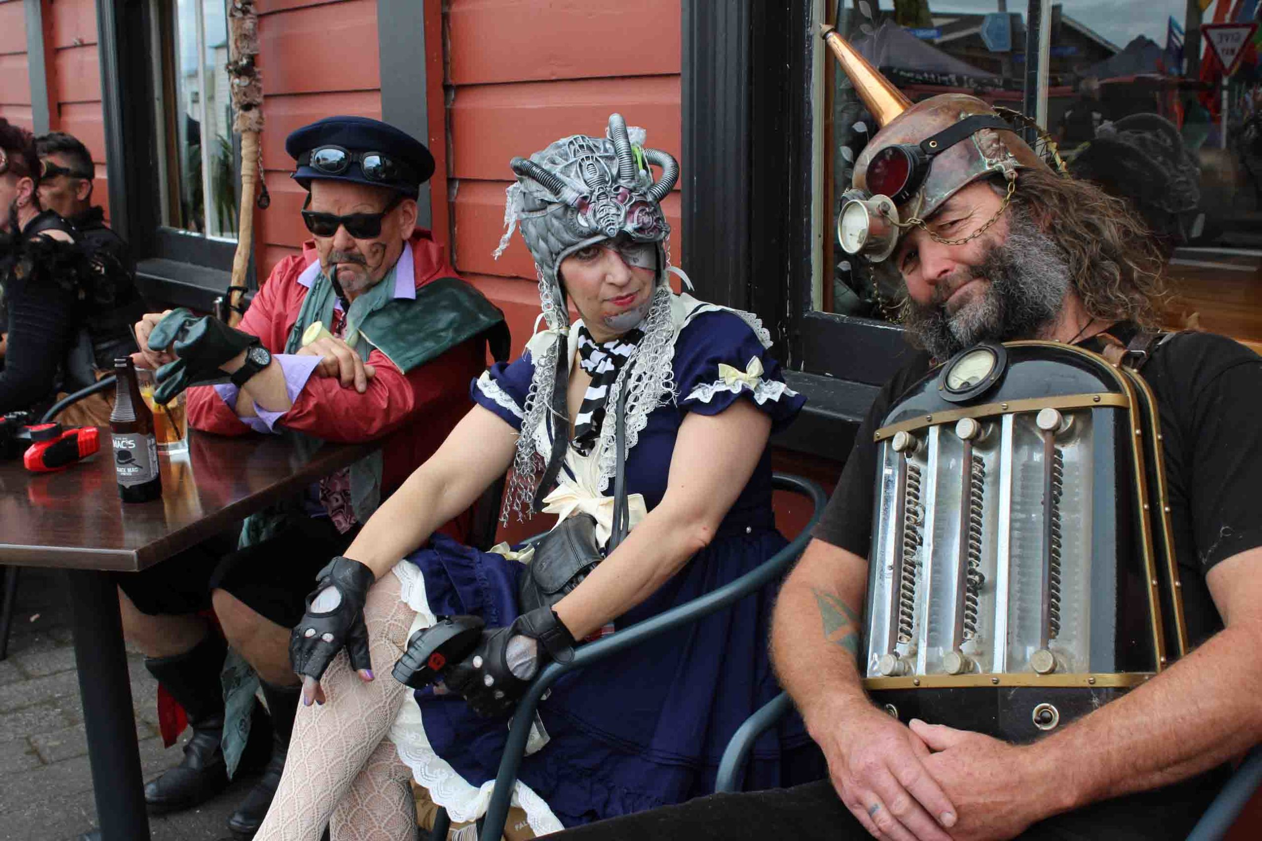 You are currently viewing April Steampunk festival 'may be the last'