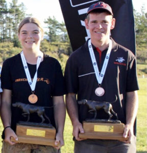 Read more about the article Clay target shooting success runs in the family