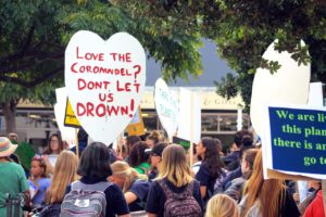 Read more about the article Students plan climate strike