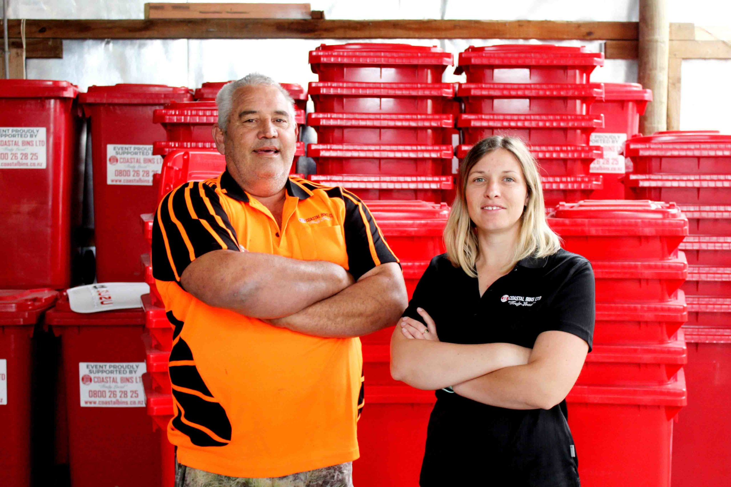 You are currently viewing Good customer service is key for Coastal Bins