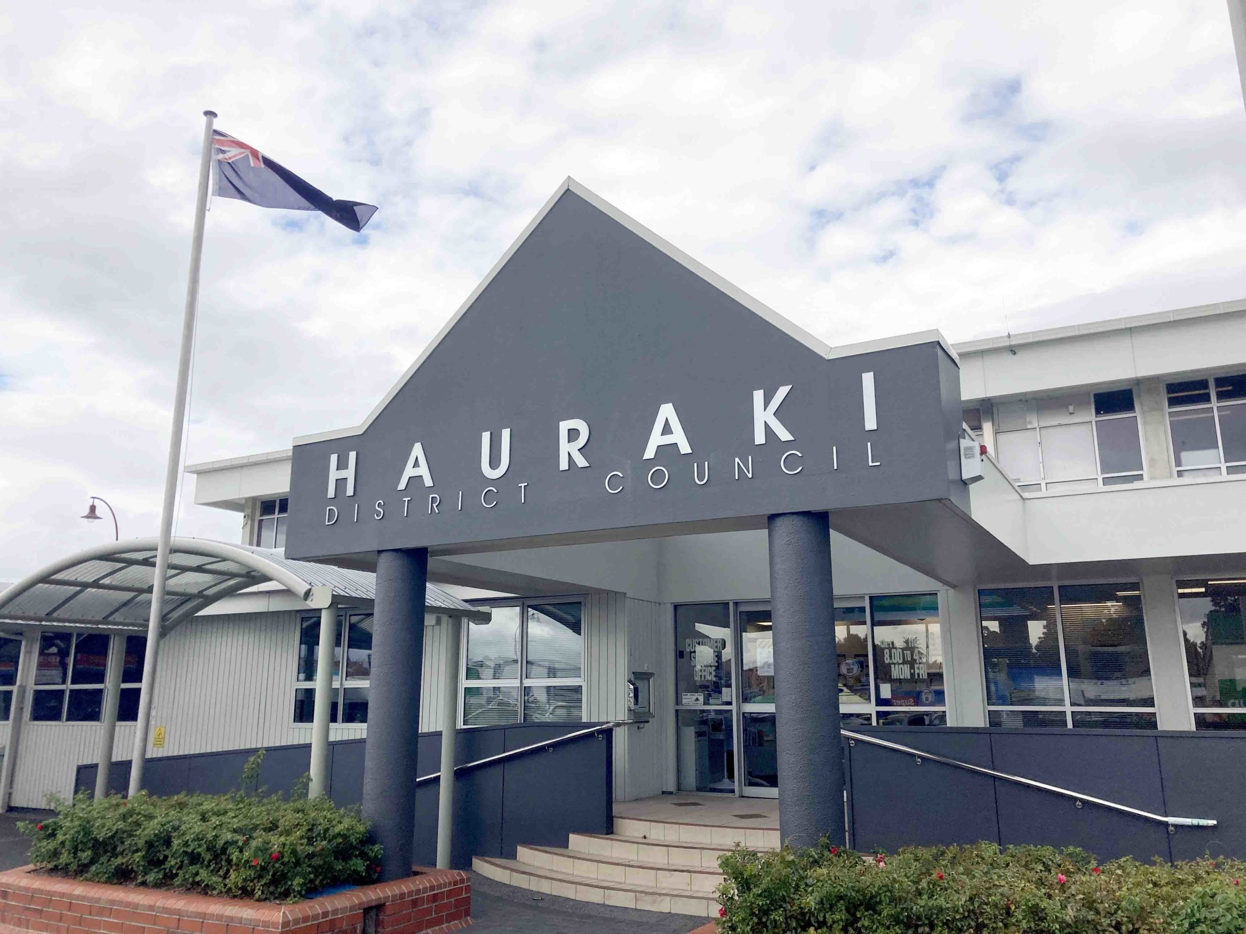 You are currently viewing Hauraki rates set to increase 4.9%