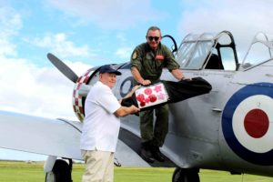 Read more about the article Poppy Flight stops in