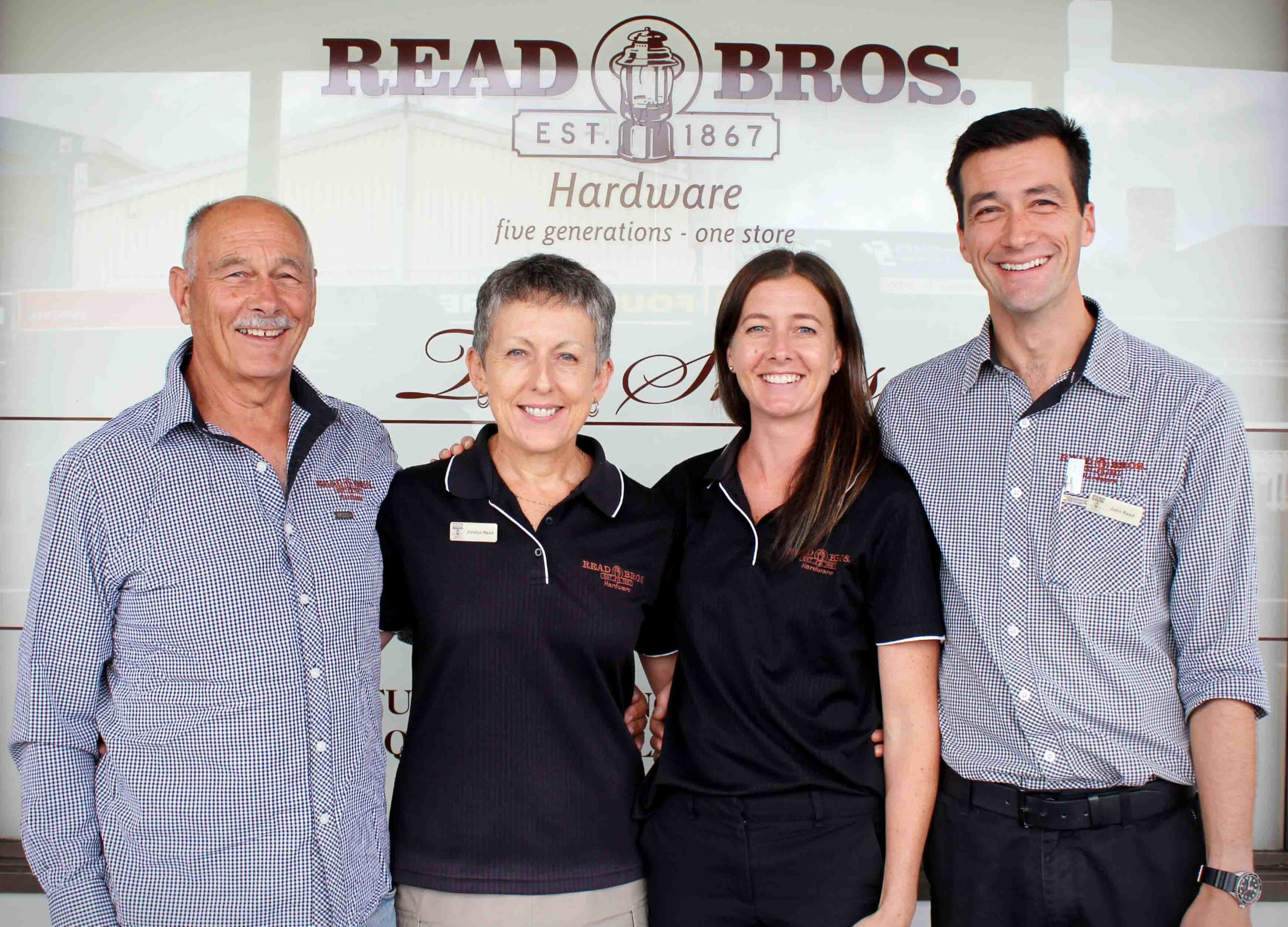You are currently viewing Fifth generation to take the helm at Read Bros