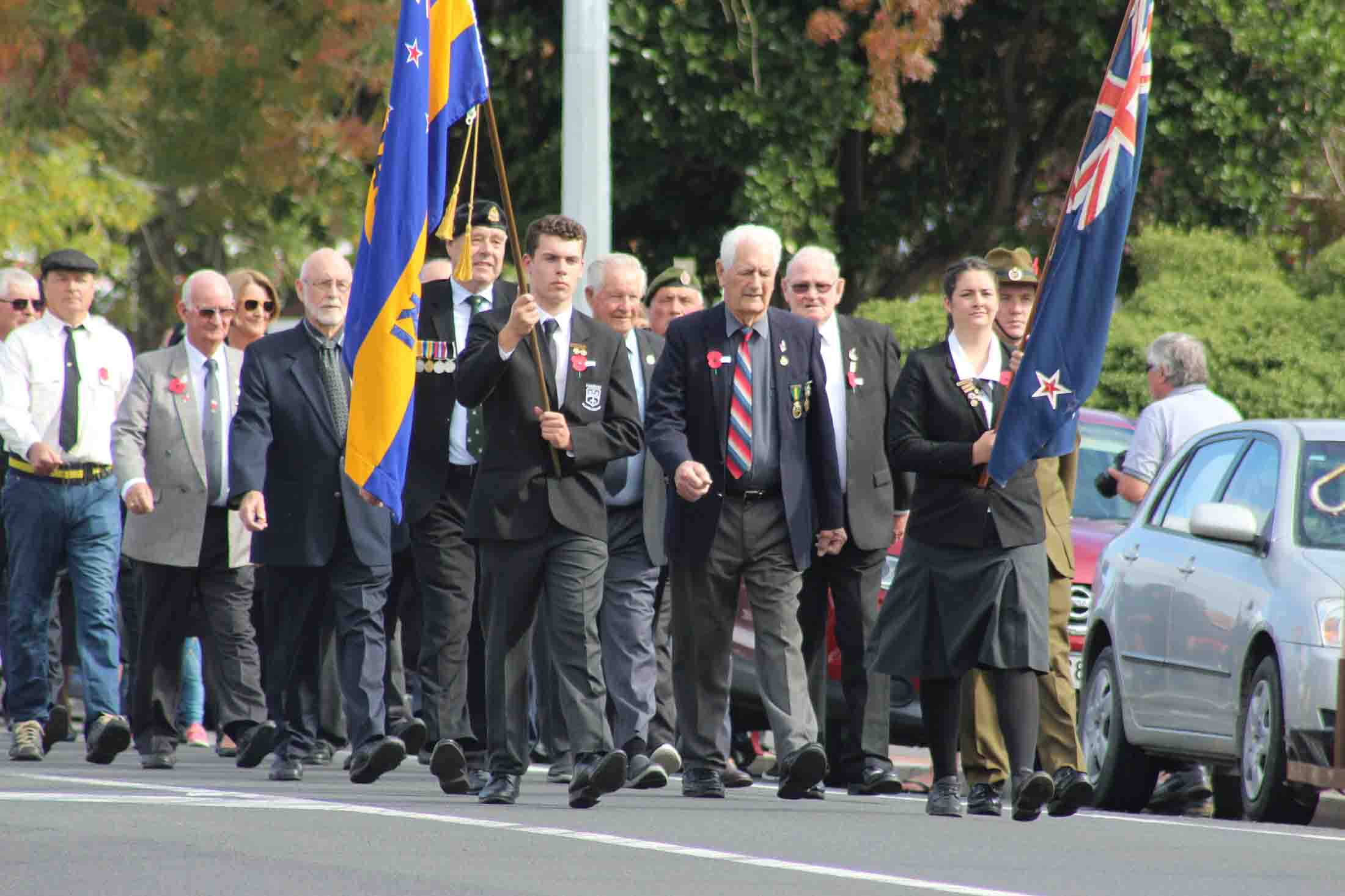 You are currently viewing Anzac commemorations set to return