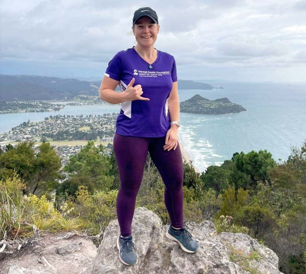 You are currently viewing Laura succeeds in 6-summit climb for charity