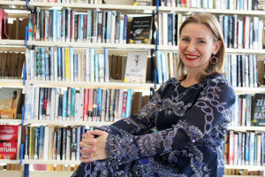 Read more about the article Kiwi journey began at library for new manager