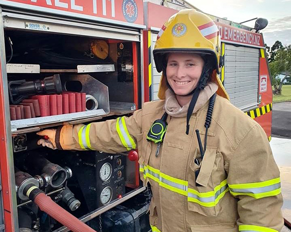 You are currently viewing Firefighter and new mum to face gruelling climb
