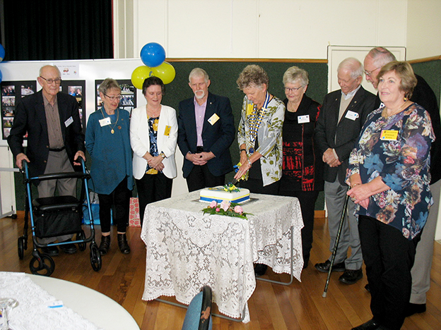 Read more about the article Probus marks 20 years
