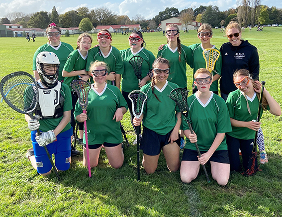 Read more about the article Paeroa College's history-making lacrosse match
