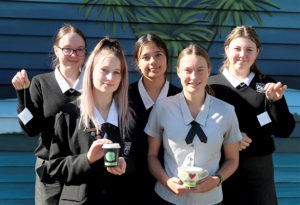 Read more about the article Hauraki business students find their cup of tea