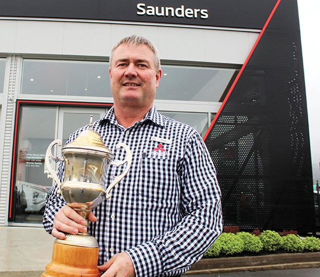 Read more about the article 40 years and going strong at Saunders