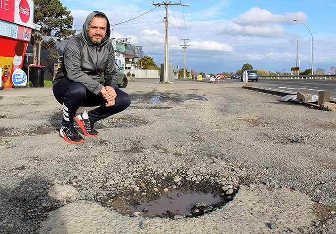 Read more about the article Pothole debate could head to Ombudsman