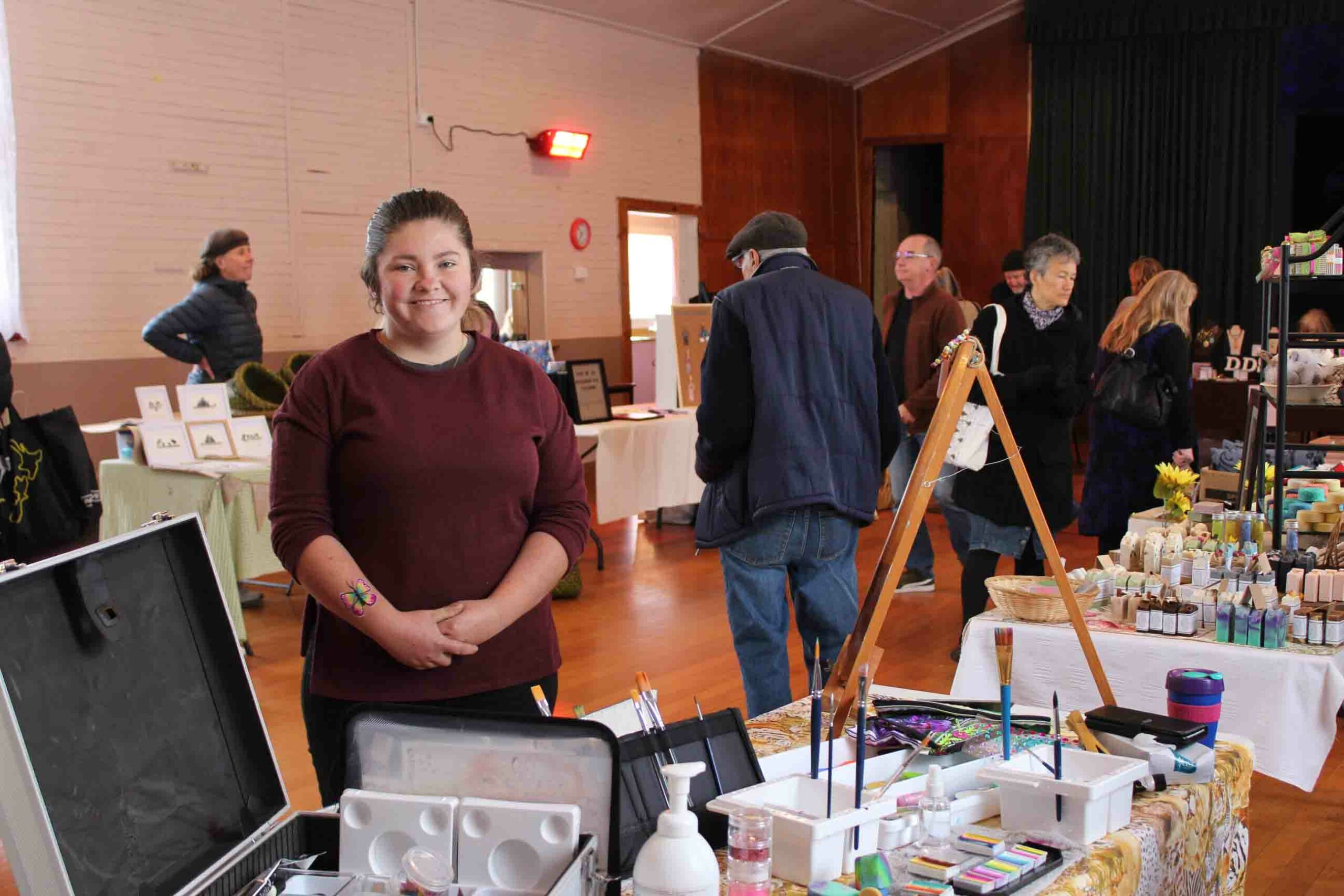 You are currently viewing New market to fund Puriri Hall upgrade