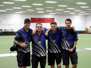 Read more about the article Thames bowlers step on to national stage