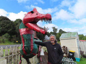 Read more about the article Metal artist inspired by new home town