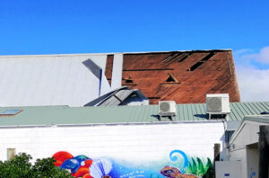 Read more about the article Church roof blows off in high winds