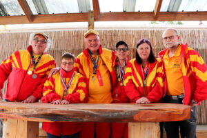 Read more about the article Top team all set for Special Olympics