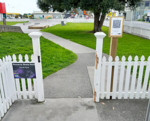 Read more about the article Gate theft sparks child safety concerns