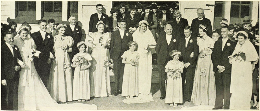 You are currently viewing Paeroa sisters marry in triple wedding